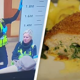 Woman Arrested For Stealing A Chicken Kiev Says She 'Didn't Eat The Chicken Kiev'