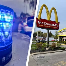 Woman Busted During Police Chase After Stopping To Order Food At A Drive-Thru
