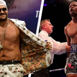 Dillian Whyte Unleashes Foul-Mouthed Rant At 'W*nker' Tyson Fury
