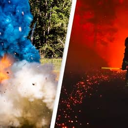 Couple Whose Gender Reveal Sparked Wildfire Could Be In A Lot Of Trouble