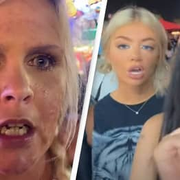 'Karen' Threatens To 'Sock' Women At Carnival For Showing Off Their Outfits