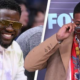 Kevin Hart Pranks Nick Cannon By Posting His Real Phone Number On Billboards Across America