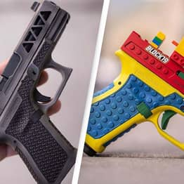 Firearms Company Faces Backlash After Launching New Gun Covered In Lego