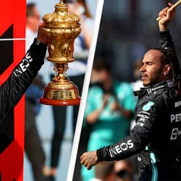 Lewis Hamilton Attacked With Racist Messages After British Grand Prix Win