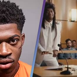 Lil Nas X Sentenced To 5 Years In Prison For Being Gay In New Music Video Teaser