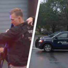 Heavily Armed Men Who 'Do Not Recognize Our Laws' Finally Arrested After Manhunt
