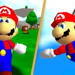 After 25 Years, I Just Completed Super Mario 64 For The First Time