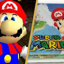 Mint Condition Copy Of Super Mario 64 Sells For $1.5 Million