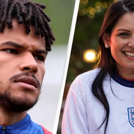 Tyrone Mings Hit Out At Priti Patel For 'Stoking The Fire' After Players Racially Abused