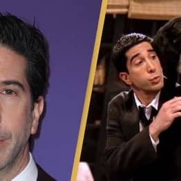 David Schwimmer Slammed As 'Bitter' Following 'Despicable' Rant About Dead Monkey