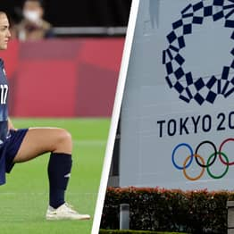 Athletes Take The Knee At The Olympics For The First Time Ever