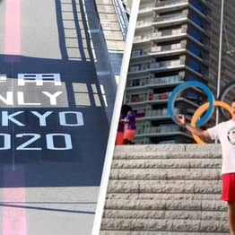 Athlete Gives Rare Behind The Scenes Look At Olympic Village