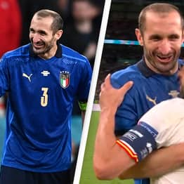 Italian Captain Accused Of Mind Games Before Penalty Shoot-Out Win Over Spain