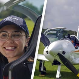 19-Year-Old Set To Become Youngest Woman To Fly Solo Around The World