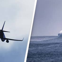 Plane Crashes Into The Sea With 28 Passengers On Board After Vanishing From Radar