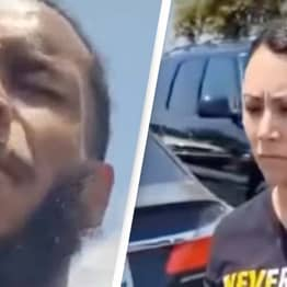 Shocking Video Shows Another 'Karen' Falsely Accusing A Black Man Of Stealing Son's Phone