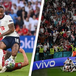 Raheem Sterling's England Dream Comes True After Growing Up Next Door To Wembley