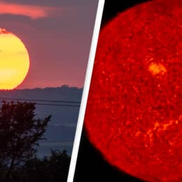 Sun Causes Radio Blackout With Largest Solar Flare In Four Years