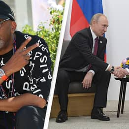 Spike Lee Slams Putin And Trump Saying 'World Is Run By Gangsters'