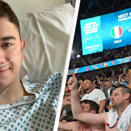 Man Who Gave Up Semi-Final Tickets To Donate Stem Cells Now Going To Sunday's Final