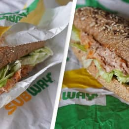 Subway CEO Finally Responds After Lab Analysis Finds Its 'Tuna' Not Actually Tuna