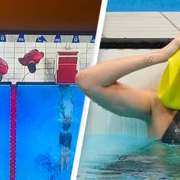 Reason Australian Swimmer Tied With Competitor Despite Touching Wall First Revealed