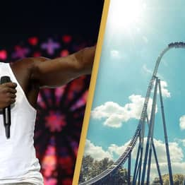 Stormzy Shut Down The Whole Of Thorpe Park For His Birthday Party