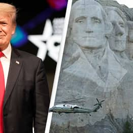 Donald Trump Said He'd Beat George Washington And Abraham Lincoln In An Election