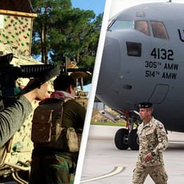 US Troops Kill Two Armed Afghans As They Halt All Evacuations From Kabul Airport