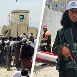 Afghanistan: Taliban Urge People To Leave Kabul Airport After 12 Are Killed