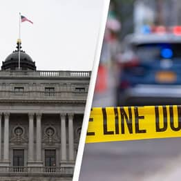 'Bomb Threat' On Capitol Hill As Police Investigate 'Explosive Truck'