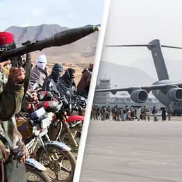 Afghanistan: 'Very High Risk Of Terror Attack' Against UK Evacuations