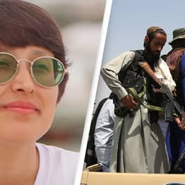 Cannes-Winning Afghan Director Vows To Make Film About The Tragedies In Kabul If She Survives