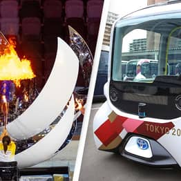 Visually Impaired Paralympian Hit By Autonomous Bus At Tokyo Games