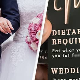 Family Member Refuses To Attend Wedding After Being Called 'Fat' And 'Lazy' In NSFW Invite