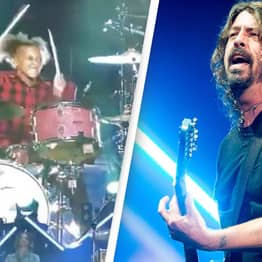 Foo Fighters Invite 11-Year-Old Prodigy To Play Drums During Epic Performance Of 'Everlong'