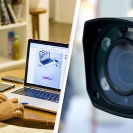 Employees Outraged As Company Wants To Monitor Performance By Installing CCTV In Their Homes