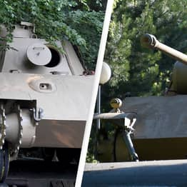 84-Year-Old Man Receives £200,000 Fine For Hiding Nazi War Machines