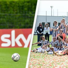 Juventus Women's Team Shares Apology After Posting Blatantly Racist Image