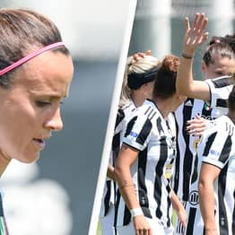 Juventus Women's Team Slammed For Incredibly Racist Photo