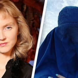 Model Lily Cole Criticised For Lack Of Cultural Sensitivity After Wearing A Burqa To Promote New Book