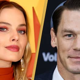 John Cena Responds After Margot Robbie Says She Had A Cardboard Copy Of Him In Her Bedroom