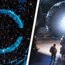 NASA Captures Footage Of Stargate-Like Black Hole 7,800 Light Years From Earth