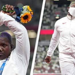 IOC Pause Investigation Into Podium Protest Gesture As Olympian's Mother Dies