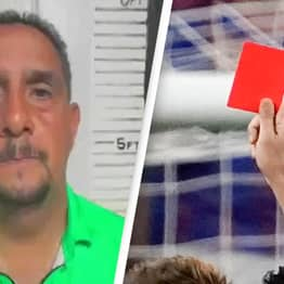 Referee Arrested For Allegedly Shooting A Gun During Football Match