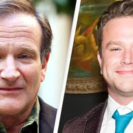 Robin Williams' Son Shares Emotional Message On The Anniversary Of His Death