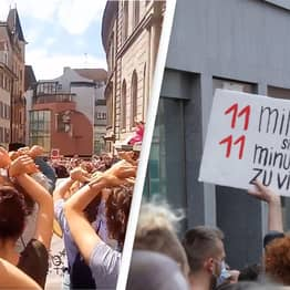 Swiss Women Protest After Convicted Rapist's Prison Time Gets Reduced Because Of 11-Minute Assault