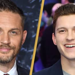 Tom Hardy Discusses Face Off With Tom Holland's Spider-Man