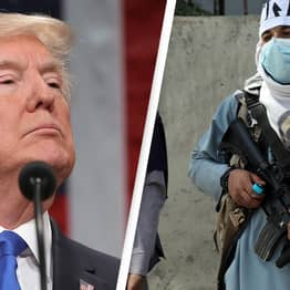 Republican Party Quietly Removes Post Praising Trump's Taliban Peace Deal From Its Website