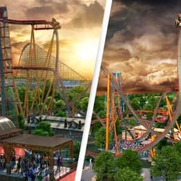 'World's Steepest Dive Coaster' Opening Next Year